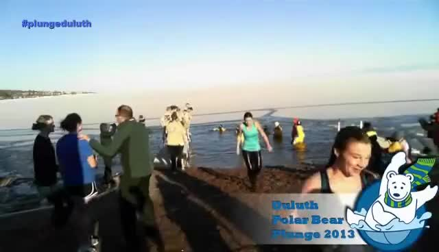 Watch and share Polar Plunge GIFs and Falling GIFs on Gfycat