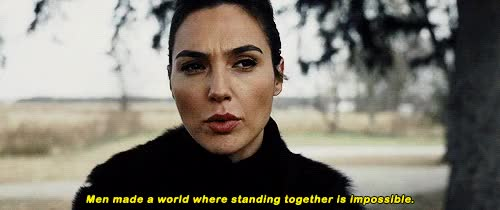 Watch pagets:   We have to stand together. GIF on Gfycat. Discover more gal gadot GIFs on Gfycat