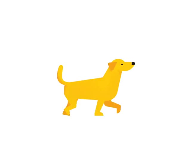 Watch dog running GIF on Gfycat. Discover more related GIFs on Gfycat