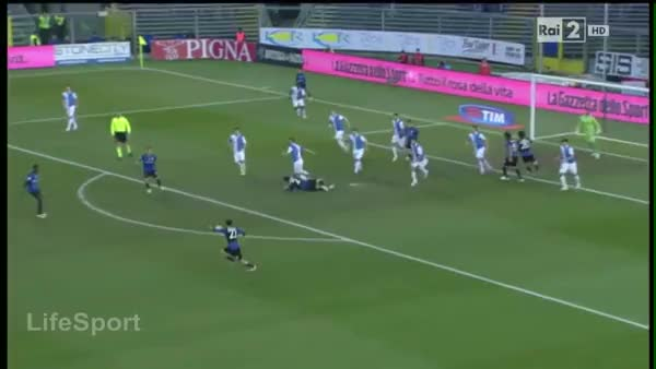 Watch and share Zappacosta (Atalanta) Goal Vs. Chievo Verona - 11 Jan 2015 GIFs on Gfycat