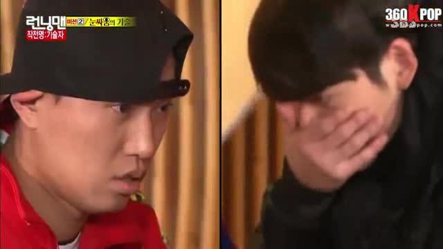 Kim Woo Bin ơi, hãy luôn vui vẻ và tràn đầy năng lượng như những khoảnh khắc trong Running Man này nhé! ảnh 12