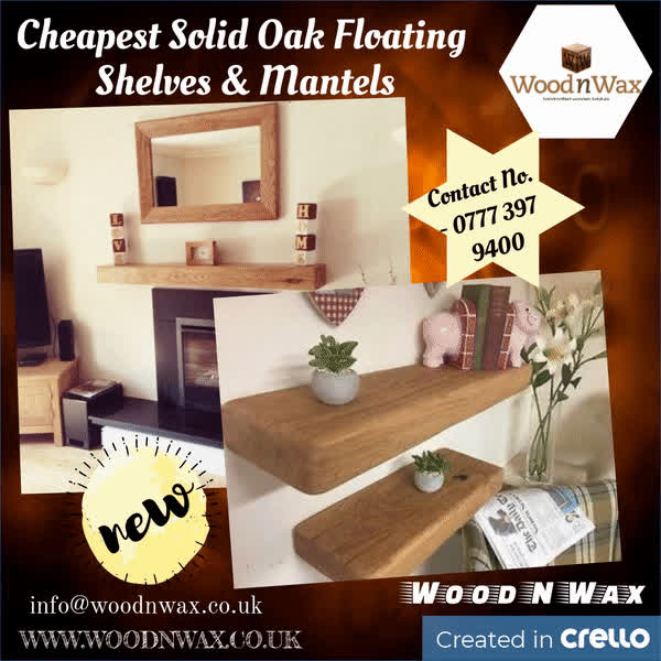 Cheapest Solid Oak Floating Shelves Mantels And Fireplace Surround Adorable Cheap Floating Shelves Uk