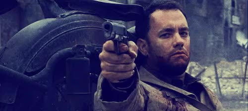 Watch this gun GIF on Gfycat. Discover more gun, saving private ryan, tom hanks GIFs on Gfycat