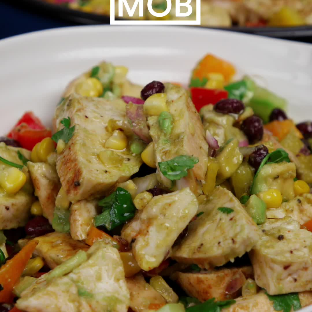 recipe, Mexican Salad.fb GIFs