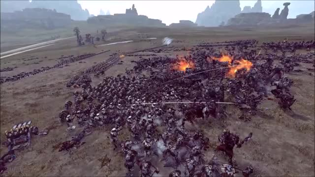 Watch and share Warhammer GIFs and Battle GIFs by mrmagoo on Gfycat