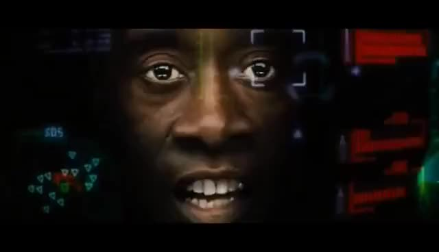 Watch this iron man GIF on Gfycat. Discover more don cheadle, iron man, iron man war machine, james rhodes, war machine GIFs on Gfycat