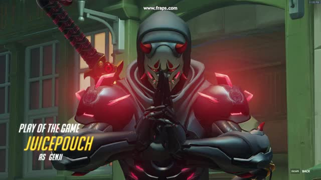 Watch and share Overwatch 2017-10-25 23-02-39-69.avi GIFs by juicepouch on Gfycat