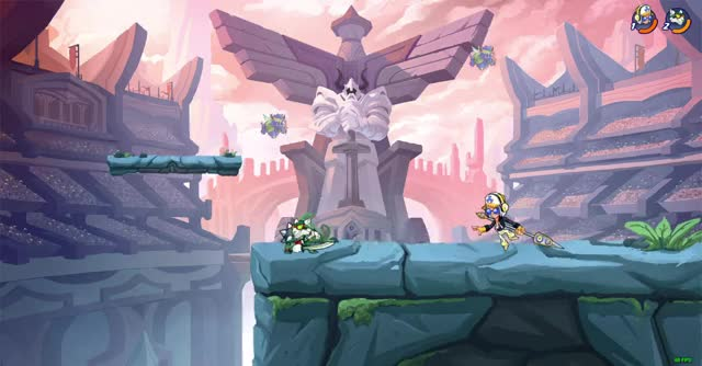 Watch and share Brawlhalla 2020-01-31 19-14-44 GIFs by Puncake on Gfycat