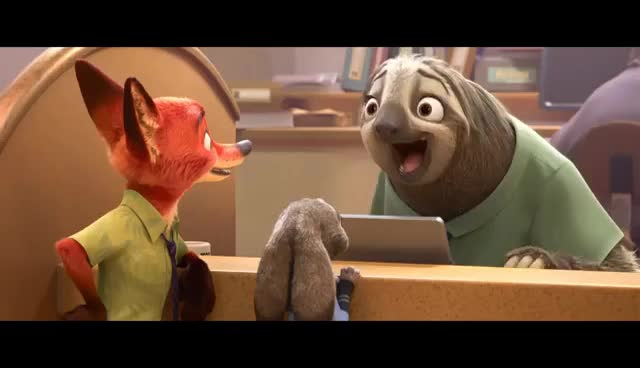 Zootopia flash laughing, Zootopia flash GIFs