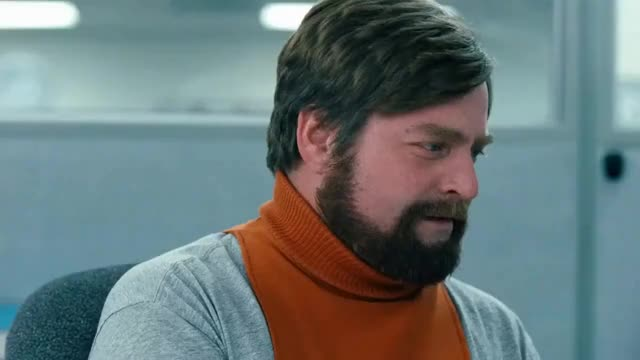 Watch and share Zach Galifianakis GIFs and Laughing GIFs on Gfycat