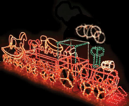 Animated Train Christmas Lights GIF - Animated Train Christmas Lights GIF Find, Make & Share Gfycat GIFs