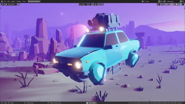 Watch Flying 3D Car GIF by CG Boost (@cgboost) on Gfycat. Discover more 3d, 3danimation, animation, b3d, blender, blender 2.8, blender eevee, car GIFs on Gfycat