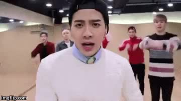 Watch WANG PUPPY GIF on Gfycat. Discover more Jackson, but it's the summer and i'm bored, got7 love, qd: sharing chicken nuggets w/ the maknae, wang puppy, yes i may be getting carried away, yougotmeyugyeomie gif GIFs on Gfycat