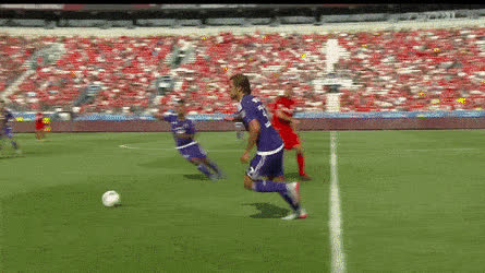 Rafael Ramos Red Card Vs TFC • r/OCLions GIFs