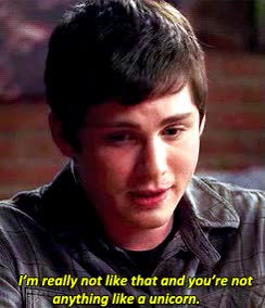 Watch degueuler gif GIF on Gfycat. Discover more logan lerman GIFs on Gfycat