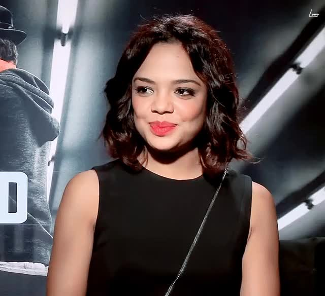 Watch and share Tessa Thompson GIFs and Celebs GIFs on Gfycat