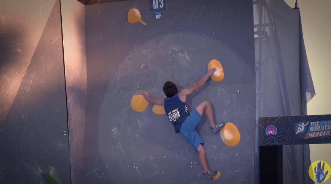 bouldering, Tomoa Narasaki - Unleashed (reddit) GIFs