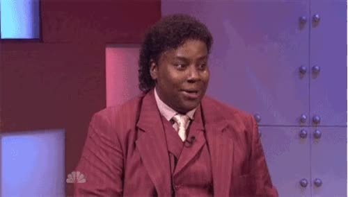 Watch and share Kenan Thompson GIFs by sobadsogood on Gfycat