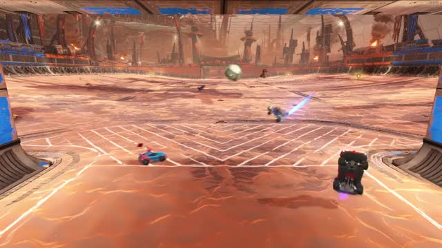 Watch and share Rocket League GIFs and Nice Shot GIFs by gamerkey on Gfycat