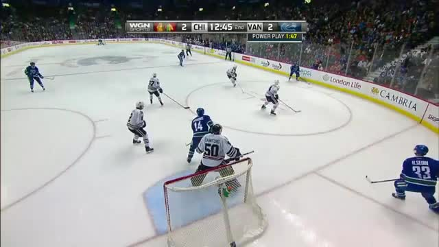 Watch and share Canucks Take The Lead Again GIFs by mr_scruff on Gfycat