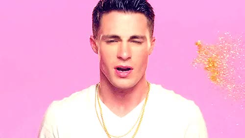 Watch and share Colton Haynes GIFs and Beacom Hills GIFs on Gfycat