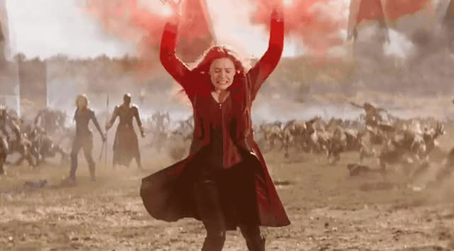 Watch this avengers GIF by GIF Queen (@ioanna) on Gfycat. Discover more angry, avengers, battle, elisabeth, fight, hands, hero, infinity, mad, marvel, maximoff, olsen, pissed, powers, red, studios, super, superhero, wanda, war GIFs on Gfycat