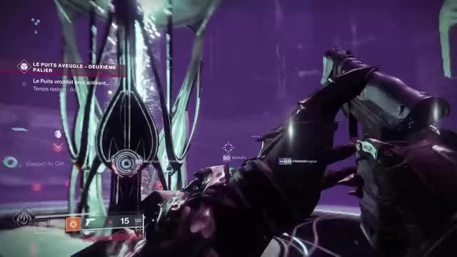 Watch destiny GIF by Gamer DVR (@xboxdvr) on Gfycat. Discover more Destiny2, lLapin rose, xbox, xbox dvr, xbox one GIFs on Gfycat