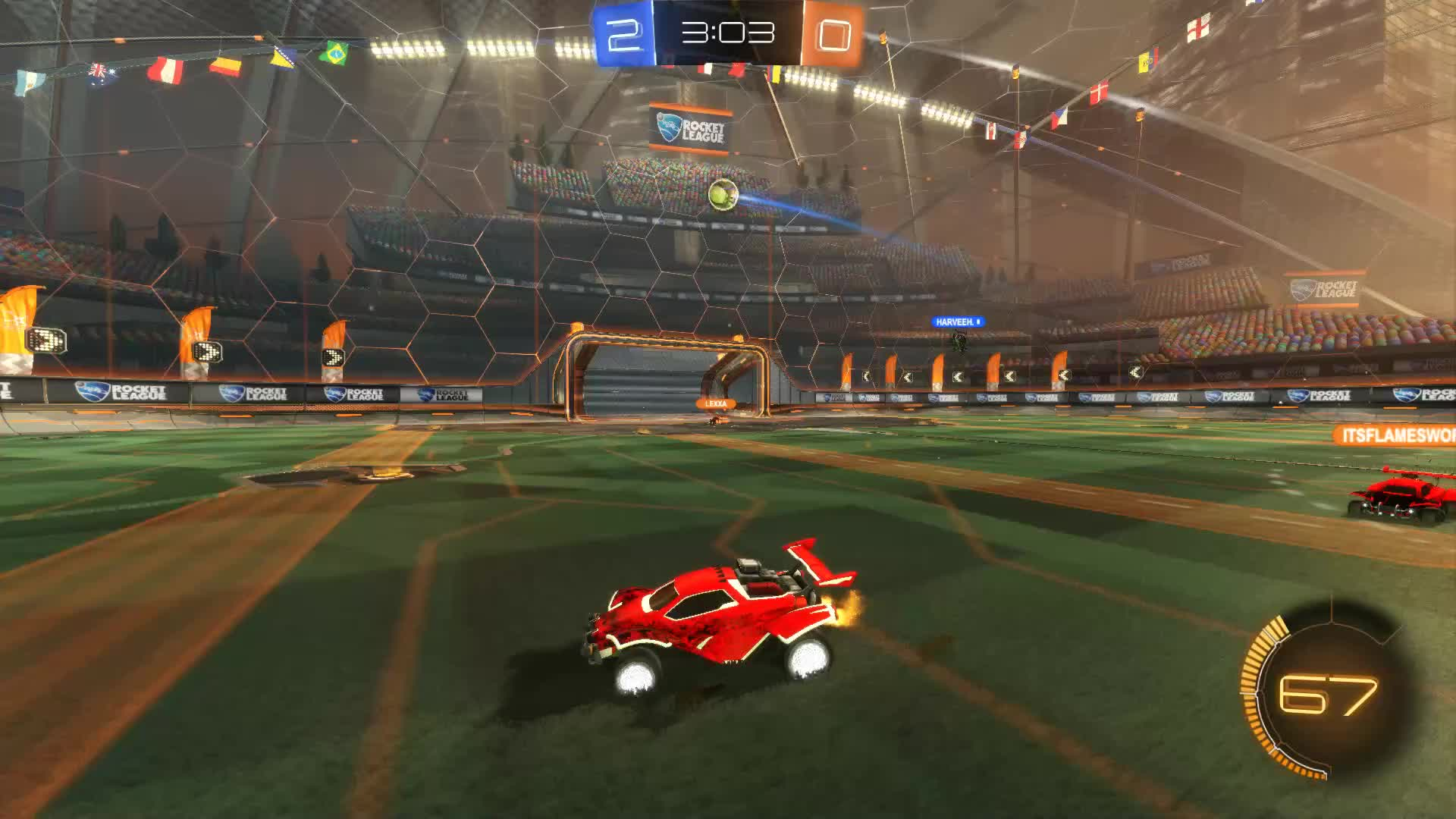 Gif Your Game, GifYourGame, Goal, Rocket League, RocketLeague, shimmy, Goal 3: shimmy GIFs