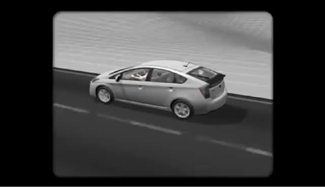 Watch and share Prius How-To: Lane Keep Assist (LKA) Lane Departure Control | 2010 Prius | Toyota GIFs on Gfycat