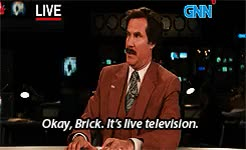 Watch and share Brick Tamland GIFs and Will Ferrell GIFs on Gfycat