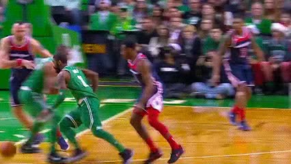 Watch Kyrie Irving — Boston Celtics GIF by off-hand on Gfycat. Discover more 122517 GIFs on Gfycat