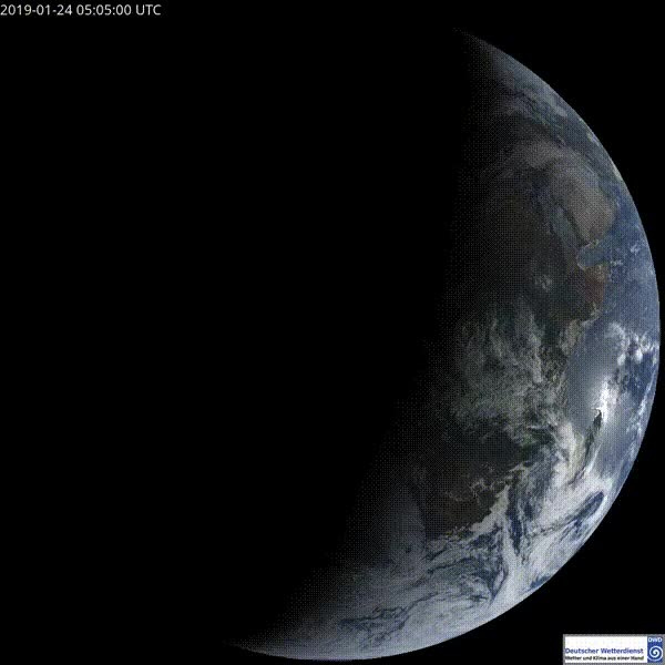 Watch and share A View Of Planet Earth GIFs on Gfycat