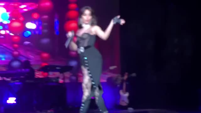 Watch Into It (Live), Camila Cabello - O2 Academy Brixton, London UK, 12/6/2018 GIF on Gfycat. Discover more camila, camila cabello, camilacabello, into it, intoit, nbts, nbtstour, nbtstourlondon, never be the same, never be the same tour london GIFs on Gfycat