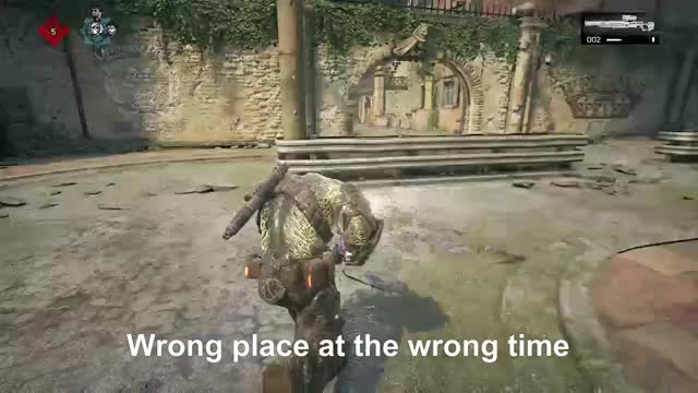 Watch this GIF by Gamer DVR (@xboxdvr) on Gfycat. Discover more GearsofWar4, gamer dvr, padman57, xbox, xbox one GIFs on Gfycat