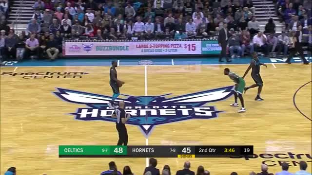 Watch and share Charlotte Hornets GIFs and Boston Celtics GIFs on Gfycat