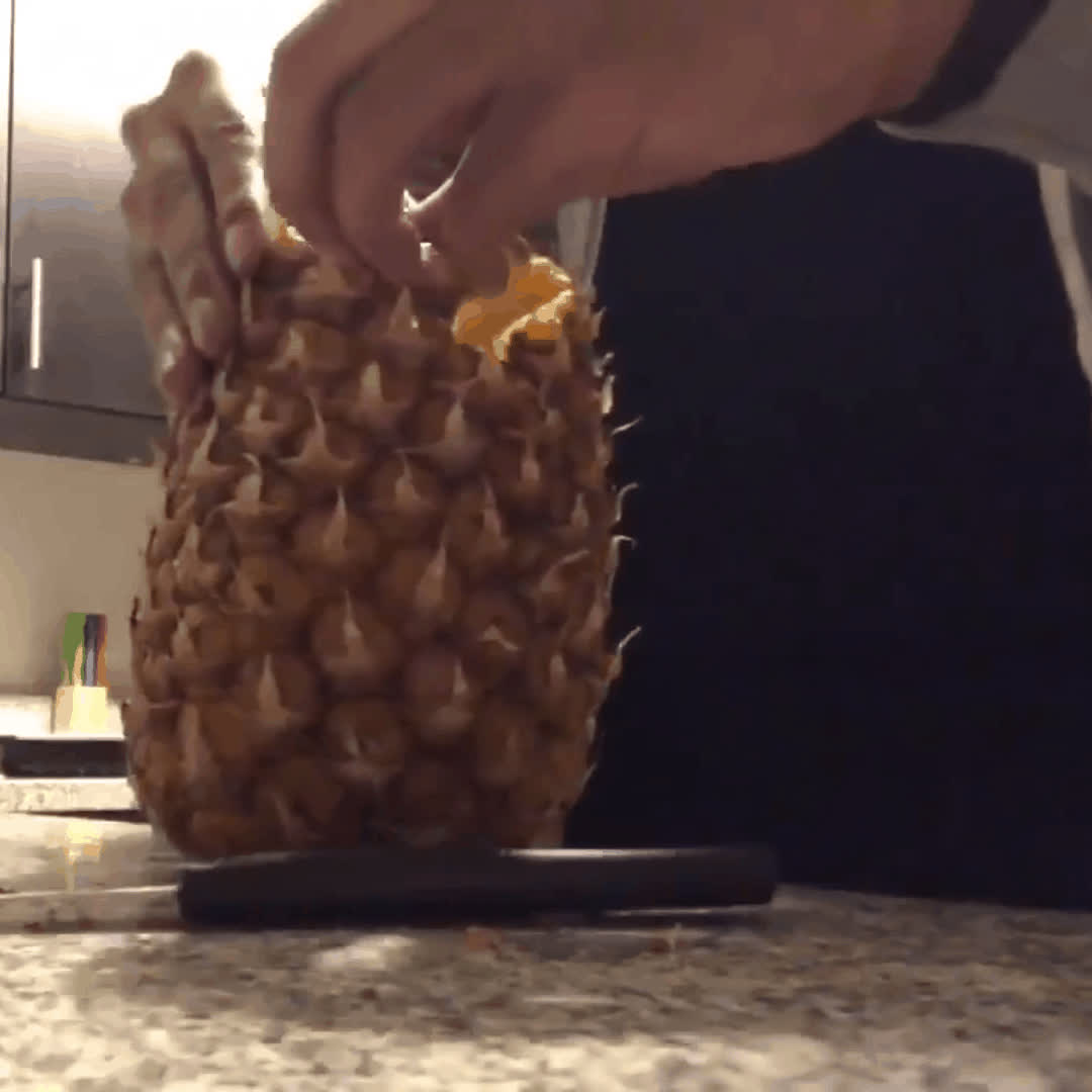 Pineapple, lifehacks, lifeprotips, mindblowing, whoadude,  GIFs
