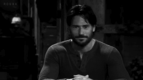 i don't know, idk, joe manganiello, meh, oh well, shrug, whatever, I dunno GIFs