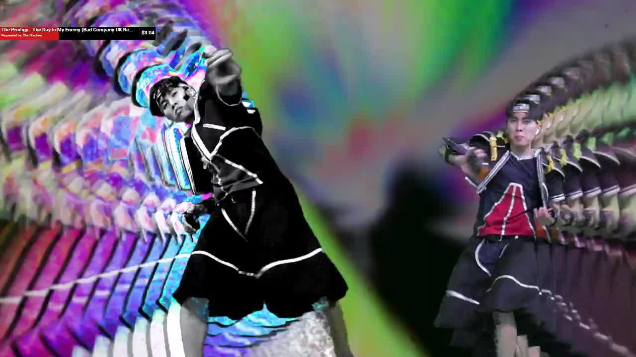 TheSushiDragon, dancing, funny, gaming, lol, omg, streamer, twitch, wtf, TheSushiDragon Sick Effect GIFs
