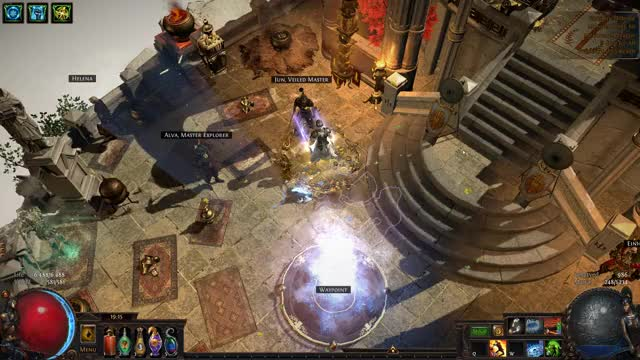 Watch and share Pathofexile GIFs by MoosGamesTV on Gfycat