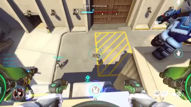Watch playoverwatch GIF on Gfycat. Discover more Overwatch, gaming GIFs on Gfycat