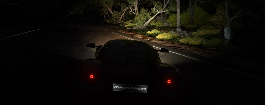 DriveClub Inde Marussia GIFs