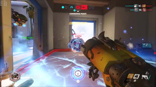 Watch and share Overwatch GIFs by Mike Schmitz on Gfycat