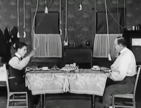 Watch and share Buster Keaton: The Scarecrow GIFs on Gfycat