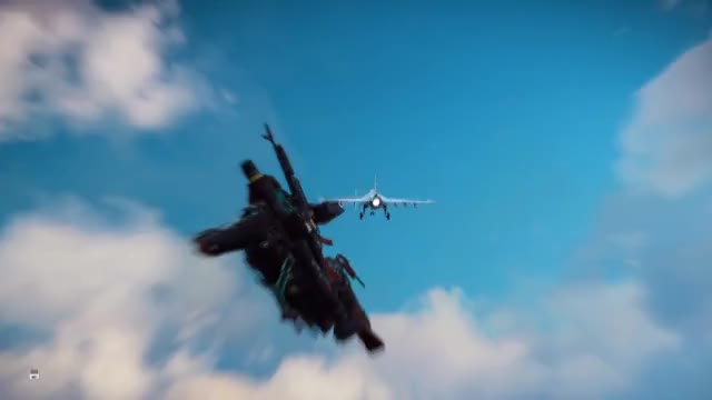 Watch Just Cause 3 Subscriber Stunt Stream #1 Highlights GIF by ThePyrotechnician (@thepyrotechnician) on Gfycat. Discover more GamePhysics, just cause 3 stunts, thepyrotechnician GIFs on Gfycat
