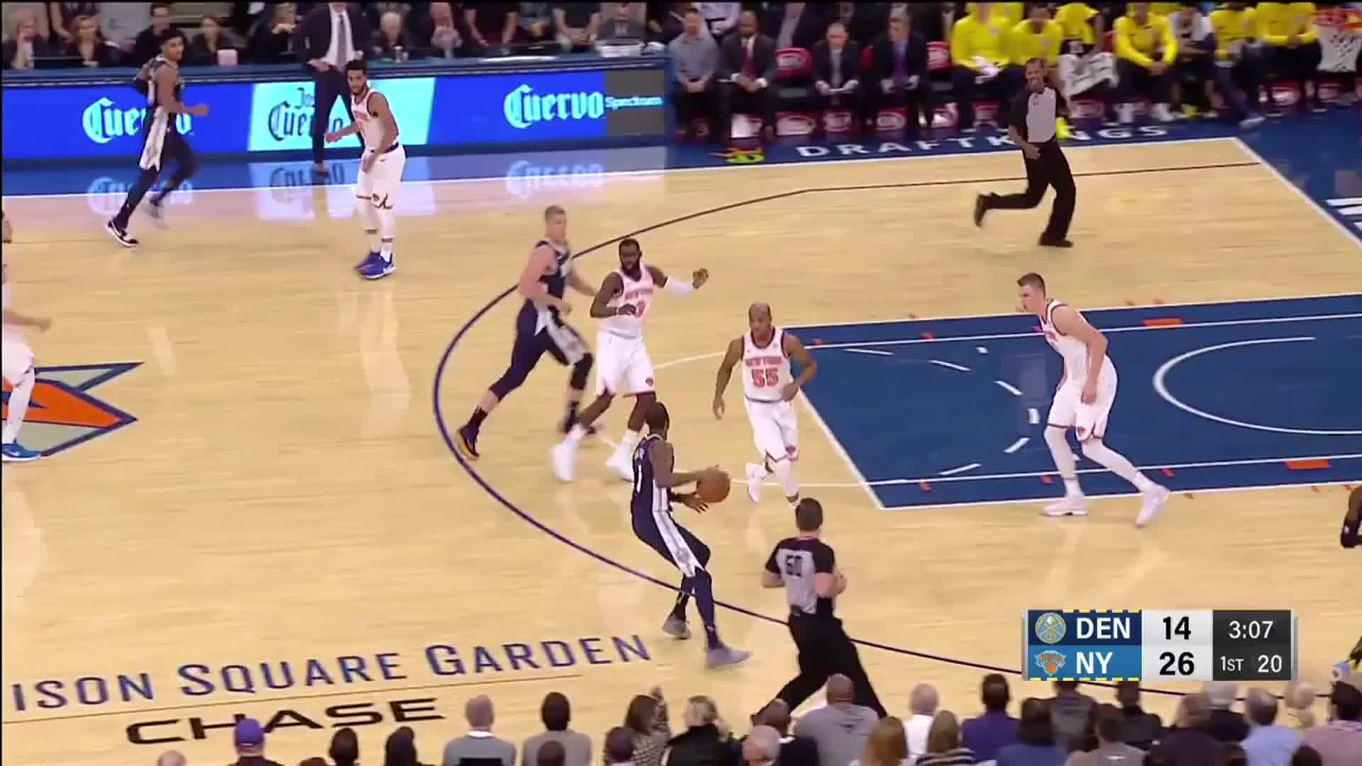 Mudiay Drive Misses GIFs