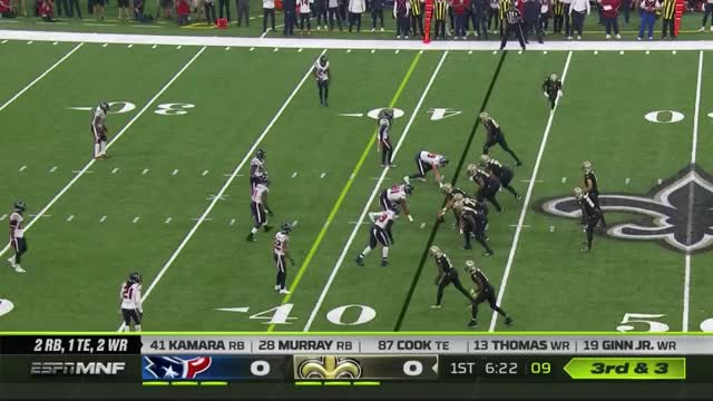 Watch and share Thomas 14 Yards GIFs by nolaplayer93 on Gfycat