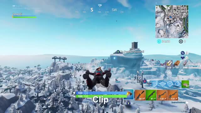 Watch Fortnite  GIF by Xbox DVR (@xboxdvr) on Gfycat. Discover more Fortnite, thegodtj, xbox, xbox dvr, xbox one GIFs on Gfycat