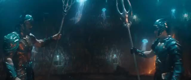 Watch this aquaman GIF on Gfycat. Discover more aquaman, arthur curry, atlantis, celebs, cool, dc, dc comics, dolph lundgren, jason momoa, patrick wilson, warner bros., willem dafoe GIFs on Gfycat
