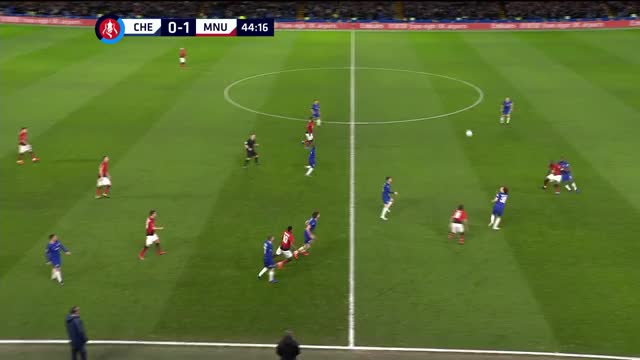 Watch and share 68 Pogba (FA Cup) (1) GIFs by mu_goals_xx on Gfycat