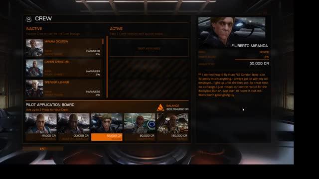 Watch Elite Dangerous 2.2 Crew Bug GIF on Gfycat. Discover more elite dangerous, elitedangerous GIFs on Gfycat